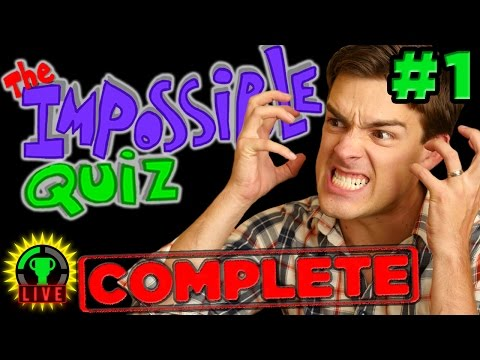 The Impossible Quiz The FAIL Begins Part 1