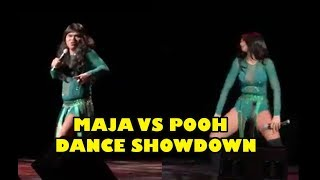 Maja salvador VS Pooh dance Showdown in Vancouver LAPTRIP