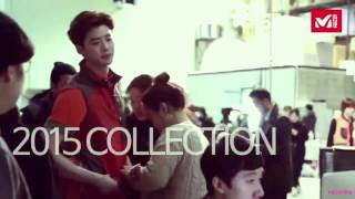Lee Jong Suk and Park Shin Hye : Millet Ads