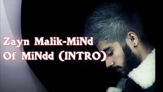 Zayn Malik Mind Of Mindd Introlyrics