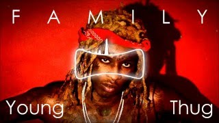Young Thug - Family (Instrumental)