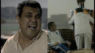 """شوف لما الزعيم يقرر يرد المقلب لـ أحمد فتحي عمل فيه إيه !؟ .. """" بس إيه رائيك خطفتك وملعوبة """" 😂😅"""