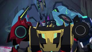 Transformers: Robots in Disguise: Combiner Force: Taking Down Galvatronus