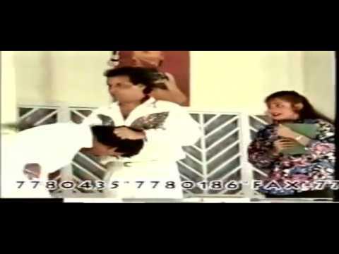 Umer Sharif And Saleem Afridi - Dulhan Main Lekar Jaonga_clip3 - Pakistani Comedy Stage Drama