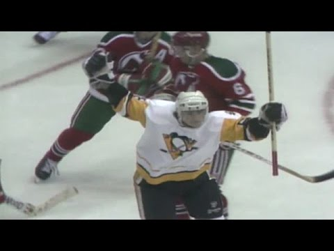 This date in NHL history 25 years ago Penguins rookie Jaromir Jagr scores his first NHL goal