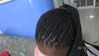 Brazilian  Wool Twist/Braid