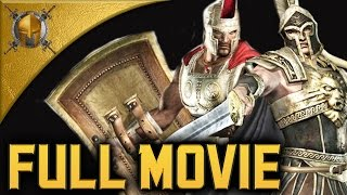 Warriors: Legends of Troy I Full Movie I All Cut Scenes [HD]