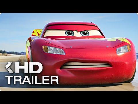 CARS 3: Evolution Trailer 2 German Deutsch (2017)
