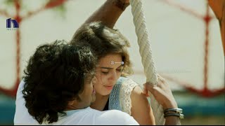 Manchu Vishnu,Hansika Romantic Comedy Scene - Pandavulu Pandavulu Tummeda Movie Scenes