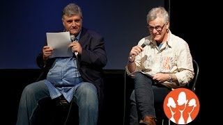 An Afternoon with Pinky and The Brain: Pinky and The Brain vs Pulp Fiction (SF Sketchfest)