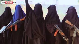 What It's Like To Be A Woman In Islamic State
