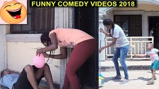 2018 TRY NOT TO LAUGH | GIRLS | Funny Videos Comedy Compilation | Family The Honest Comedy | 3