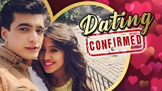 Mohsin Khan Confirms Dating Shivangi Joshi | ये रिश्ता क्या कहलाता है | Yeh Rishta Kya Kehlata Hai