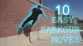10 Parkour Moves Anyone Can Learn
