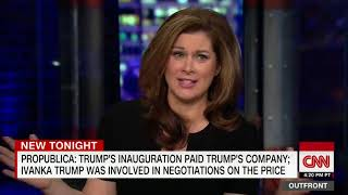 Report  Ivanka Trump involved in negotiations for Trump Hotel rentals during inauguration CNN