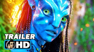 AVATAR Official Final Trailer (2009) James Cameron Sci-Fi Action Movie HD