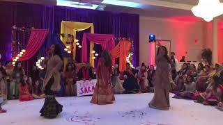 'Laung Laachi' Mendhi Dance