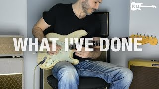 Linkin Park - What I've Done - Electric Guitar Cover by Kfir Ochaion