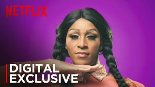 Chewing Gum | Queens of Netflix: Tynomi Banks | Netflix