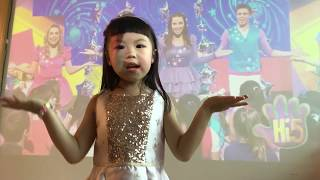 【Hoilai Channel】Hi-5 Song | When you wish upon a star