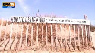 Le boom du naturisme sur les plages de France
