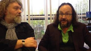 The Hairy Bikers discuss their favourite curry's