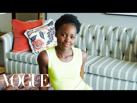 73 Questions with Lupita Nyong o Vogue