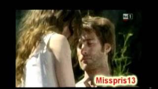 Terra Ribelle - Andrea (Rodrigo Guirao) ed Elena (Anna Favella) alla cascata (ep.5)