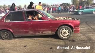 فريق الاعدام - بغداد - احمد زعرة - تفحيط و تفجير اطارات 2015/12/18