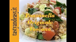 Panzanella Ricetta Originale Toscana