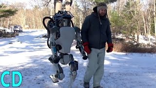 5 Amazing Robots 2016 - The Shape of Things to Come - Atlas, Spot, Cheetah, Pepper, ASIMO
