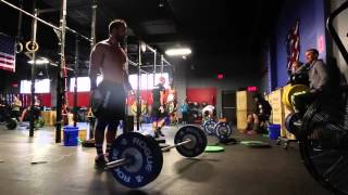 Rich Froning Open 16.2 HD