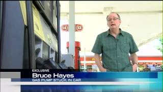 Some Gas Pumps Could Get Stuck In Capless Fuel Tanks