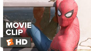 Spider-Man: Homecoming Movie Clip - Washington Monument (2017) | Movieclips Coming Soon