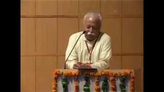 Shri Mohan Bhagwat speaking on Hindutva at Ahmedabad - Part 1