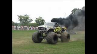 XDP Diesel Monster Truck at Wheels of Time 2012