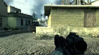 Call of Duty 4: Modern Warfare [ESPAÑOL] Acto 1 - Misión 2 -