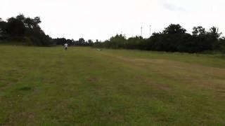 Avonds F15 flight at baradas airfield