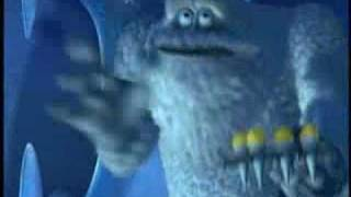 Animation Monster inc. in farsi / persian  funny cartoon clip