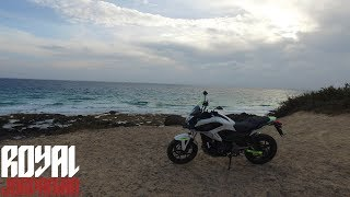 Honda NC 750X thoughts and ride in Fuerteventura