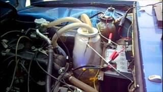 Car running on ultrasonic gasoline mist (3 of 5)