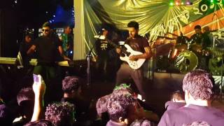 ShironamhiN - Rod Canvus (রোদ ক্যানভাস) (Live at Ahsan Ullah Hall) [24-11-2016]