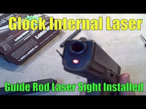 Glock Internal Laser Sight