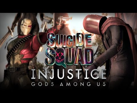 Injustice Gods Among Us - How The Movie Should Have Ended! (Deadshot Mod)