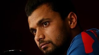 Masrafi Bin Mortaza - Living legend of cricket - the best fast bowler of Bangladesh's history