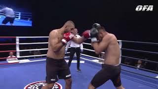 Cihat Kepenek VS Tasos Karagiandis - OFA (21.10.2017)