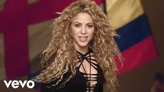 Shakira - La La La (Brazil 2014) ft. Carlinhos Brown