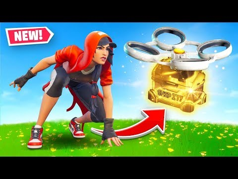 The ONE SUPPLY CHEST Challenge In Fortnite