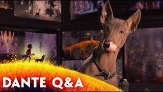 Dante Q&A - Disney/Pixar