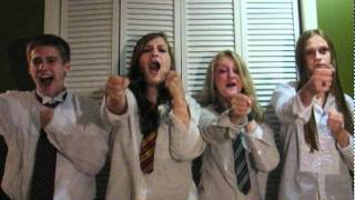 House Song (Music Video Tribute to Ministry of Magic)